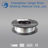 製造業のAws E71t-1の二酸化炭素の変化によって芯を取られる溶接ワイヤ