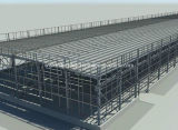 Il pozzo ha venduto il buon magazzino delle costruzioni della struttura d'acciaio di prezzi H