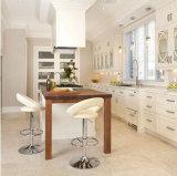 Contemporary American Expresso de madera sólida del gabinete de cocina