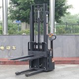 공장 Price 1.2ton Battery Operated Powered Pallet Electric Stacker (CDD12)