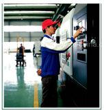 "Máquina CNC Snmoo válvula de bola esférica Molienda de válvula de bola Qm580 8 ""-16"""
