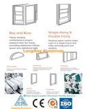 Extrusion en aluminium/produit en aluminium d'aluminium de /Industry de profil