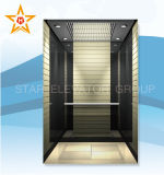 Building commerciale Elevator/Lift con Black Stainless