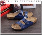 La maggior parte adattano i nuovi sandali della trasparenza dell'unità di elaborazione del Mens di stile