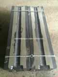 Barre élevée de coup de chrome de pièce d'usure de broyeur à percussion