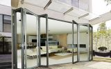 Portes confortables et Windows d'alliage d'aluminium