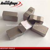 Granite Stone를 위한 M Type Diamond Blade Cutting Segment