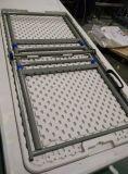Plástico Fundir-Moldado tabela ajustável da tabela Bi-Fold de 4 pés para ao ar livre usado