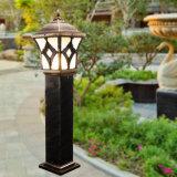 2016 lámpara del césped del nuevo producto 24W IP65 para el jardín
