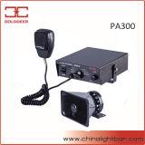 электронная серия сирены 100W для автомобиля (PA300)