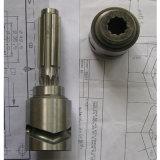 De Delen van de pers (4X CNC die delen machinaal bewerken)