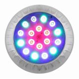 Piscina Light 30W Nl8006h di alto potere IP68 Underwater Light Stainless Steel Pool Light LED