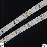 lumière de bande d'intérieur blanche chaude de l'hôtel DEL d'économie d'énergie de SMD 2835