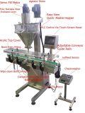 Máquina de rellenar del polvo en línea automático