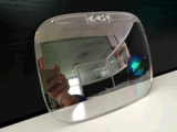 Навигации автомобиля PC Izh008 объектив Hud объектива материальной отражая оптически