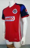 2016/2017 CD van Chivas Guadalajara van het Seizoen de Rode T-shirts van Jersey van de Voetbal