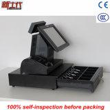 12 polegadas de máquina HDD-580 Point of Sale modelo encaixada tela com impressora