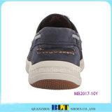 Ботинки шлюпки нового продукта кожаный