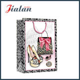 Bolsa de papel del regalo de Shoes Fashion Hand Shopping de señora de gama alta