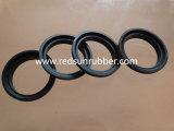 Guarnizione rossa del silicone del commestibile