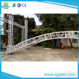 Aluminium Arch Truss for Banquet Party Truss De Sgaiertruss