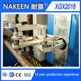Máquina de estaca do perfil da tubulação de aço do CNC da linha central cinco