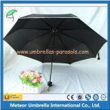 Складывая супер миниое печатание логоса зонтика 3 для реклам
