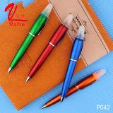 De promotie Plastic Plastic Pen van de Kwaliteit van Hight van de Pen Highlighter verkoopt