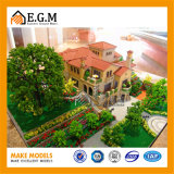 Modelos de la exposición/modelo del chalet/modelo del edificio/modelo arquitectónico que hace/toda la clase de muestras