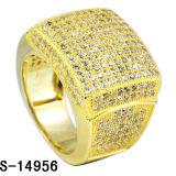 新しいデザイン方法925の銀製か銅のリングの宝石類(S-14962、S-14963、S-14956、S-14587、S-14590、S-14591)