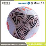 着色された上のトレーニングの球によって特許を取られるサッカーボール