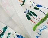 Платье печати надписи на стенах младенца безрукавный в одеждах платьев детей