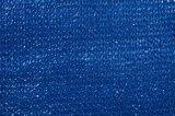 Pabellón de la vela de la cortina de Sun del HDPE, toldo, color azul (fabricante)