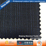 PVC 300d Oxford Double Color Beautiful Lattice Fabric per Bag