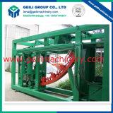 Máquina de bastidor inferior del metal de la inversión