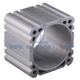 Interpréteur de commandes interactif en aluminium de cylindres d'air avec l'espace libre anodisant (ZY-6-8-2)