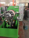Bâtiment de Turn-up de ressort de pneu de moto et de bicyclette/machine de fabrication