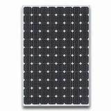20W-200W monocristallin PV Panneau solaire avec CE approuvé