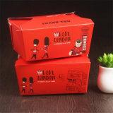 Примите отсутствующую коробку упаковки еды