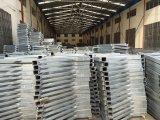 Plate-forme suspendue par berceau en aluminium Zlp800n
