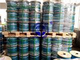 De Kabel van de Draad van het roestvrij staal 1X7/1X19/1X37/6X7+FC/6X19+FC/7X37/7X19/6X37+FC/6X36sw+Iwrc