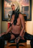 """Boneca inglesa modelo """"sexy"""" européia do sexo do avoirdupois da sujeição (155cm)"""