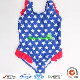 Swimwears di un pezzo dello Swimwear dei bambini/ragazza bella