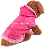 Roupa do animal de estimação do cão da fonte dos trajes do engranzamento do chicote de fios do cão