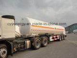 De China de GNL do oxigênio líquido do nitrogênio de tanque do carro reboque Semi
