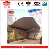 Tente hyperbolique de mur rideau de cloche de parasol en aluminium de parking (Jh165)