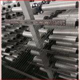 Máquina de enrolamento do fio de Plastis PP/PE para o saco tecido PP