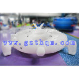 팽창식 Fun Sport Turtle 및 Rabbit Race 또는 Inflatable Fun Toy