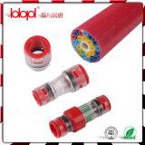 Conetor ativo do bloco do gás (LBK), conetores da selagem do cabo da fibra óptica do duto, válvula de batente dos conetores da extremidade