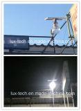 Luz solar com iluminação do diodo emissor de luz para a luz ao ar livre
